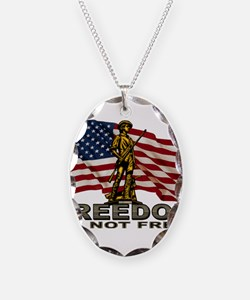 FREEDOM.png Necklace