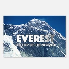 Cute Everest Postcards (Package of 8)