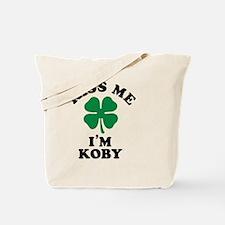 Cute Koby Tote Bag