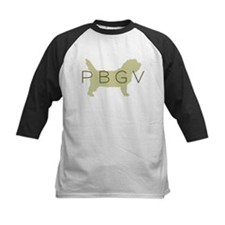 PBGV Dog Sage  Tee
