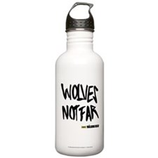 TWD Wolves Not Far Stainless Water Bottle 1.0L