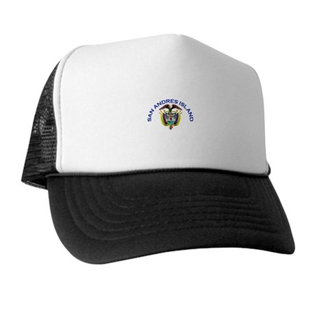 San Andres Island, Colombia Trucker Hat