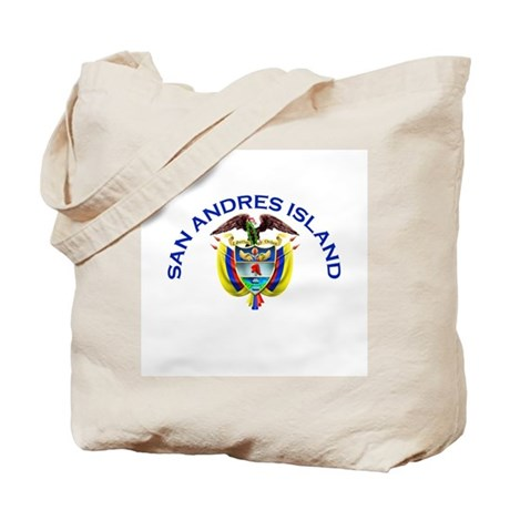 San Andres Island, Colombia Tote Bag