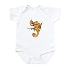 Louis Vuitton Chameleon Infant Bodysuit