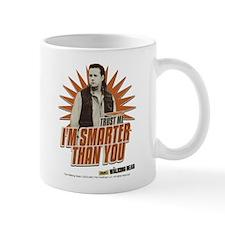 Eugene Smarter Than You Mug Mugs