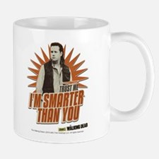 Eugene Smarter Than You Mug Mugs