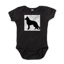 Cute Womanism Baby Bodysuit