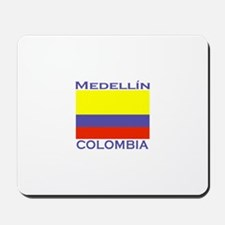 Medellin, Colombia Mousepad