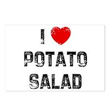 I * Potato Salad Postcards (Package of 8)