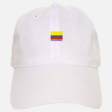 Colombia Baseball Baseball Cap
