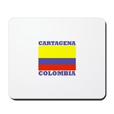 Cartagena, Colombia Mousepad
