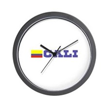 Cali, Colombia Wall Clock