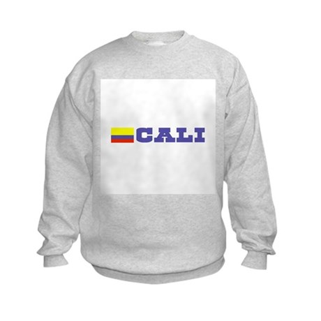 Cali, Colombia Kids Sweatshirt