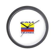 Cali, Colombia Wall Clock