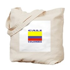 Cali, Colombia Tote Bag