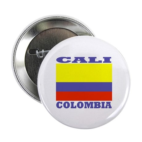 "Cali, Colombia 2.25"" Button (10 pack)"
