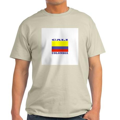 Cali, Colombia Light T-Shirt