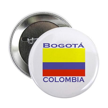 Bogata, Colombia Button