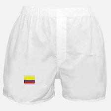 Bogata, Colombia Boxer Shorts