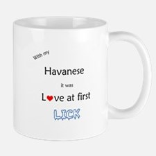 Havanese Lick Mug