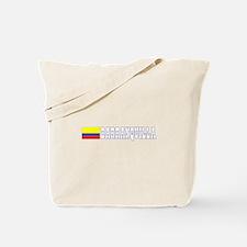 Barranquilla, Colombia Tote Bag