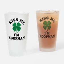 Cute Koopman Drinking Glass