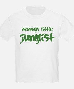 Mommy's Little Junglist T-Shirt