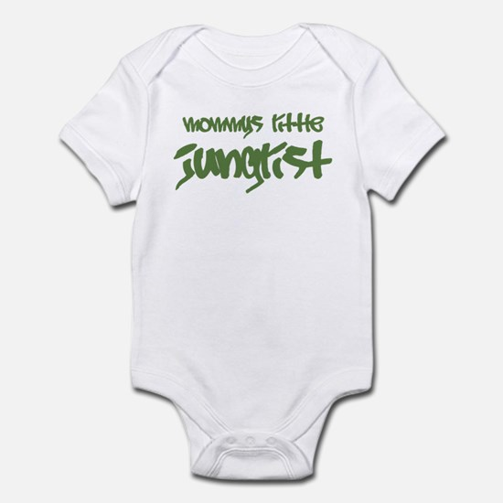 Mommy's Little Junglist Infant Bodysuit