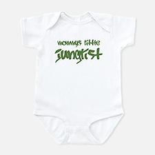 Mommy's Little Junglist Onesie