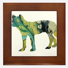 Dingo Framed Tile