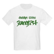 Daddy's Little Junglist T-Shirt