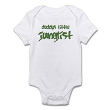 Daddy's Little Junglist Onesie