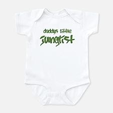 Daddy's Little Junglist Onesie