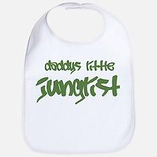 Daddy's Little Junglist Bib