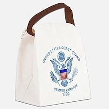 uscg_flg_d2.png Canvas Lunch Bag