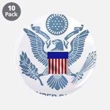 """uscg_flg_d2.png 3.5"""" Button (10 pack)"""