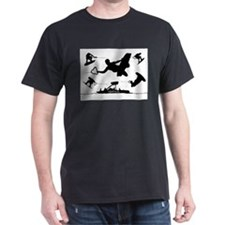 Cool Wakeboard T-Shirt