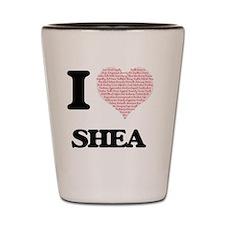 Cute Shea Shot Glass