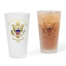 uscg_flg_d4.png Drinking Glass
