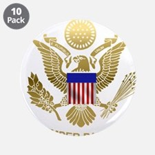 """uscg_flg_d4.png 3.5"""" Button (10 pack)"""