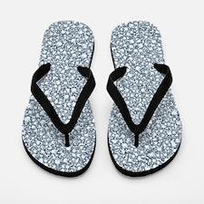 Funny Elegant Flip Flops