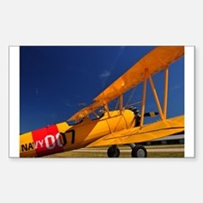 Cute Stearman Decal