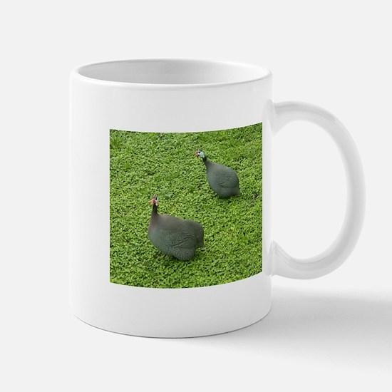 Guineas On Patrol Mugs