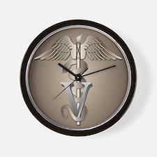 vet_gp.png Wall Clock