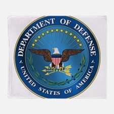 dod.png Throw Blanket