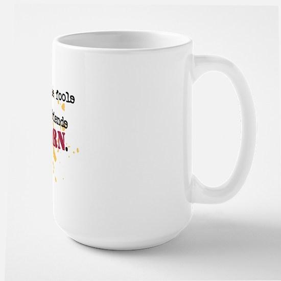 Spend On Porn Large Mug