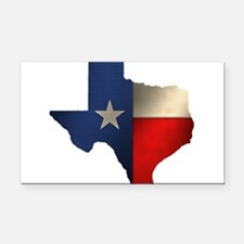 State of Texas1.png Rectangle Car Magnet