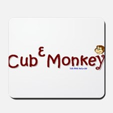 Cube Monkey Branded Products Mousepad
