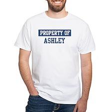 Property of ASHLEY Shirt