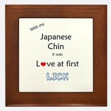 Chin Lick Framed Tile